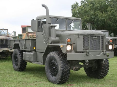 bobbed 1978 AM General Deuce AND A HALF Military for sale