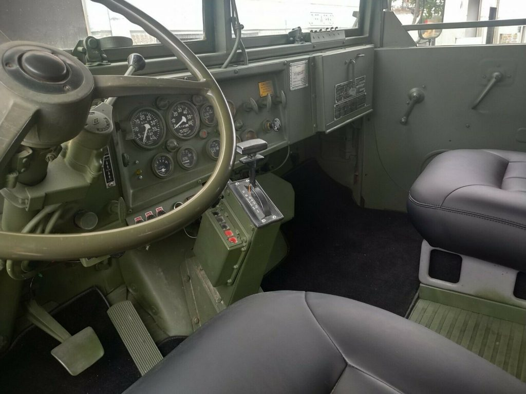 custom 1991 BMY bobbed military