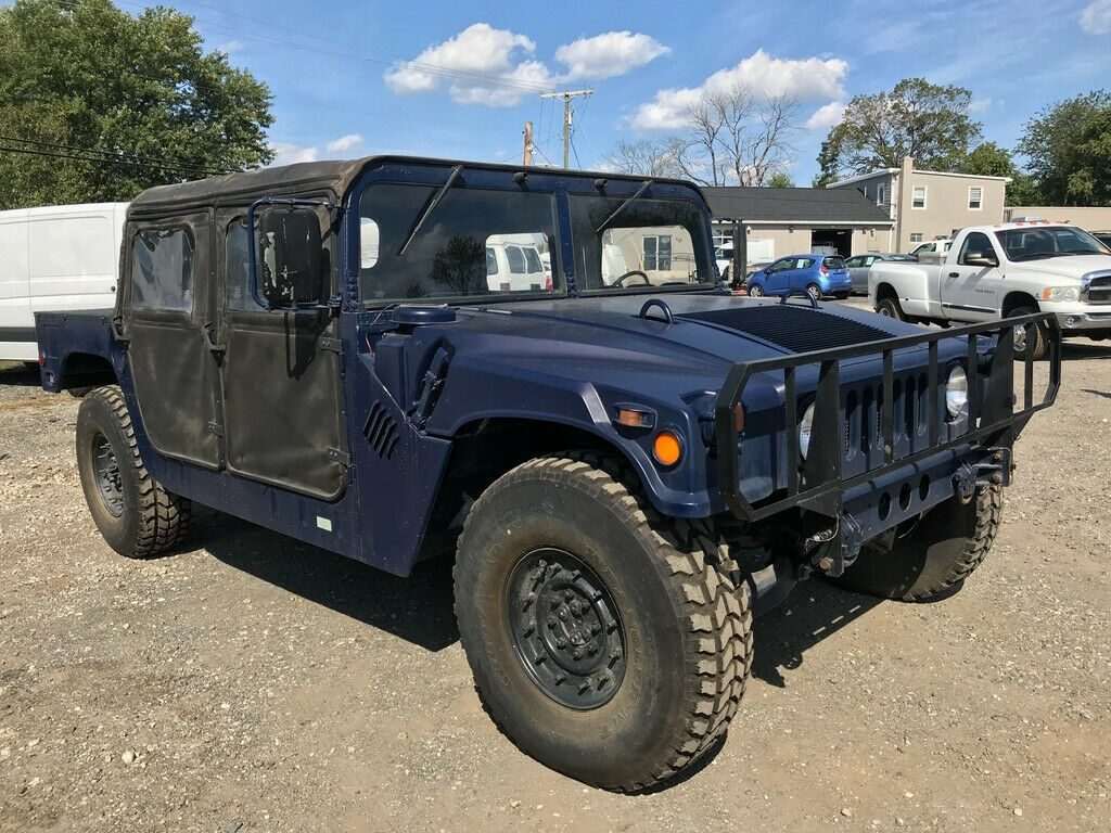 great running 1992 AM General HMMWV military