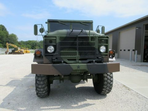 nice shape 1990 BMY M923a2 Cargo Truck Military for sale