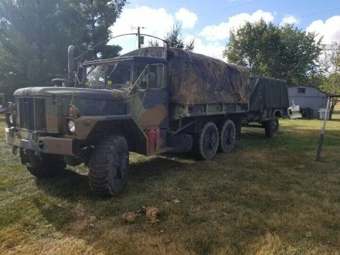 strong running 1993 AM General M35a2 military for sale