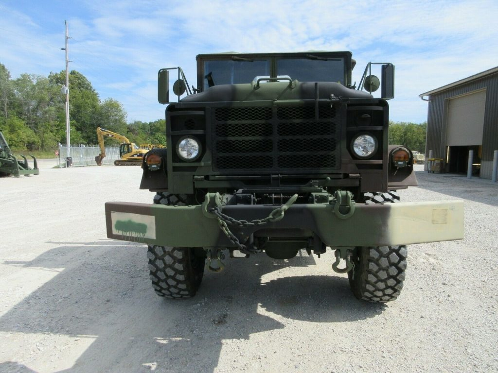 very clean 1990 BMY Semi Truck Military