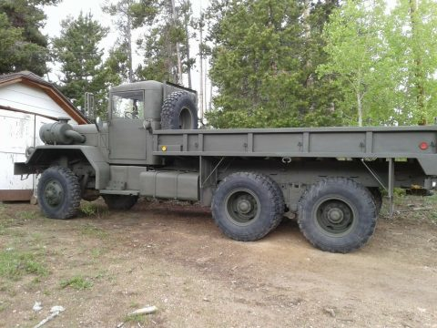 well serviced 1983 Kaiser M813 Military for sale