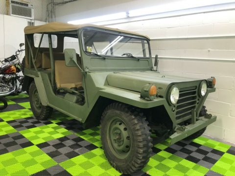 Excellent shape 1966 Ford MUTT M151 military for sale