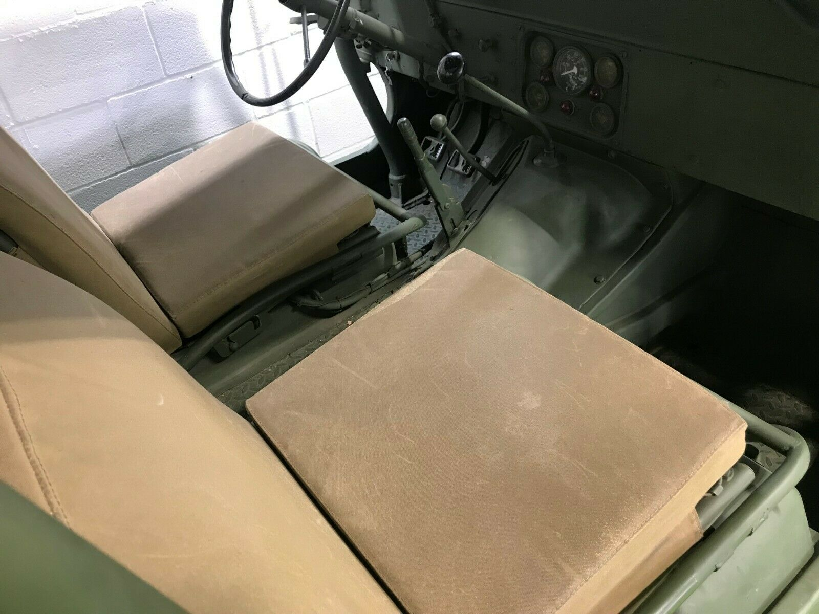 Excellent shape 1966 Ford MUTT M151 military