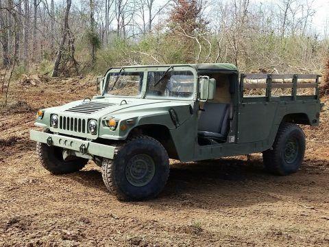 excellent shape 1987 AM General Hummer H1 military for sale
