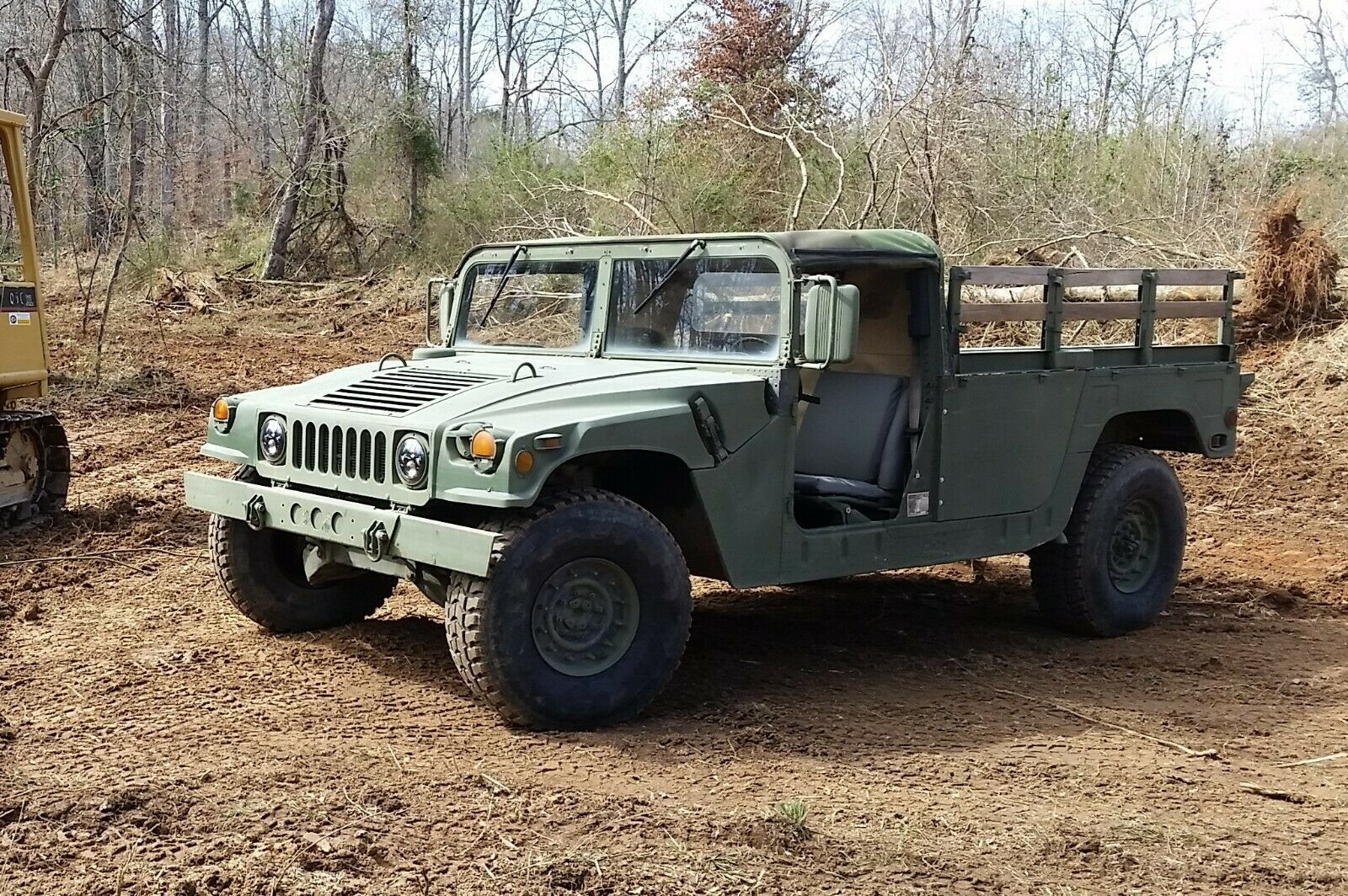 excellent shape 1987 AM General Hummer H1 military