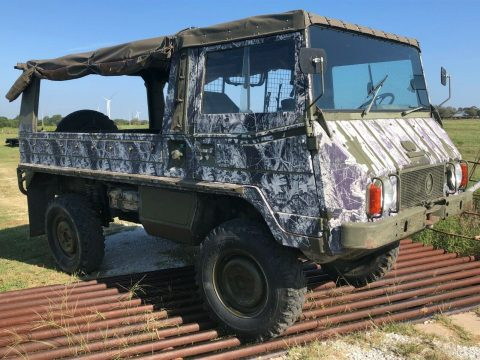 great running 1974 Pinzgauer 710 military for sale