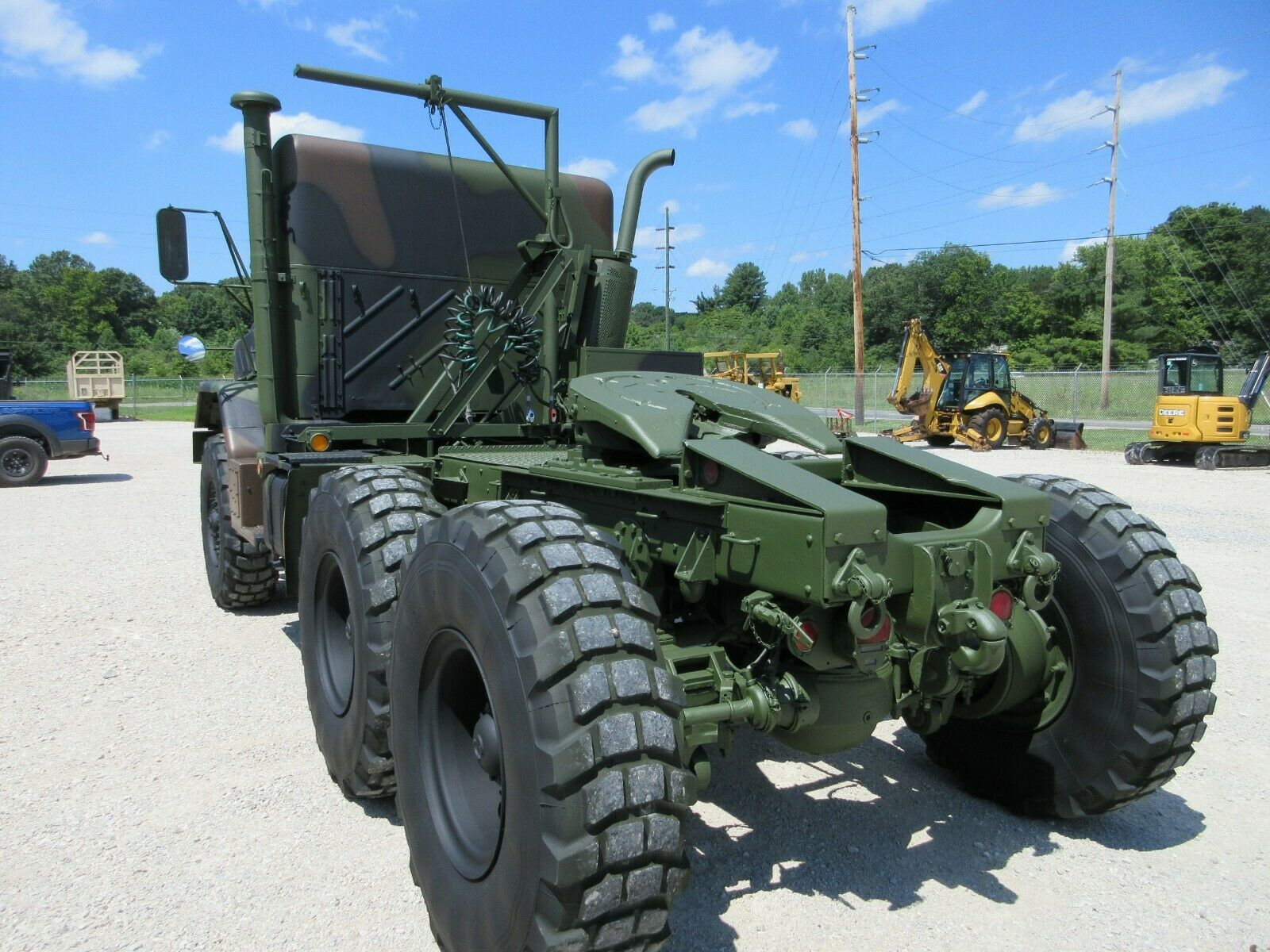 great shape 1986 AM General M931a1 military