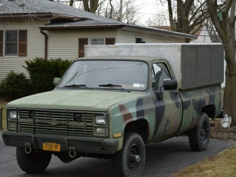 new parts 1985 Chevrolet K30 M1008 Military for sale
