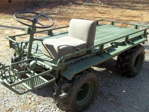 very nice 1968 M274a5 Vietnam Era Mule for sale