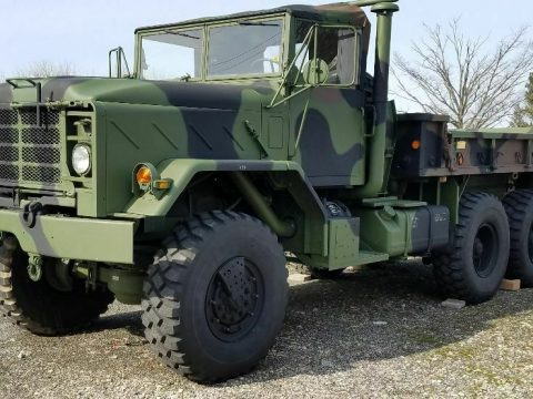 great shape 1991 BMY Harsco m923a2 military for sale