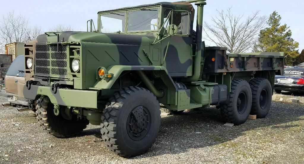 great shape 1991 BMY Harsco m923a2 military