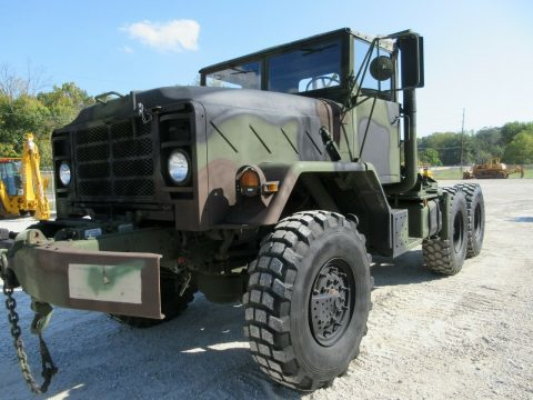 great working 1990 BMY M932a2 Semi Truck military for sale