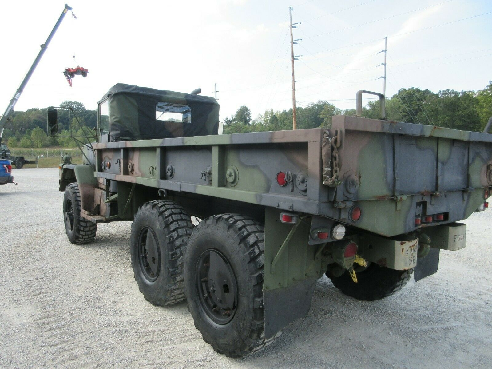 nice 1993 AM General M35a3 Military