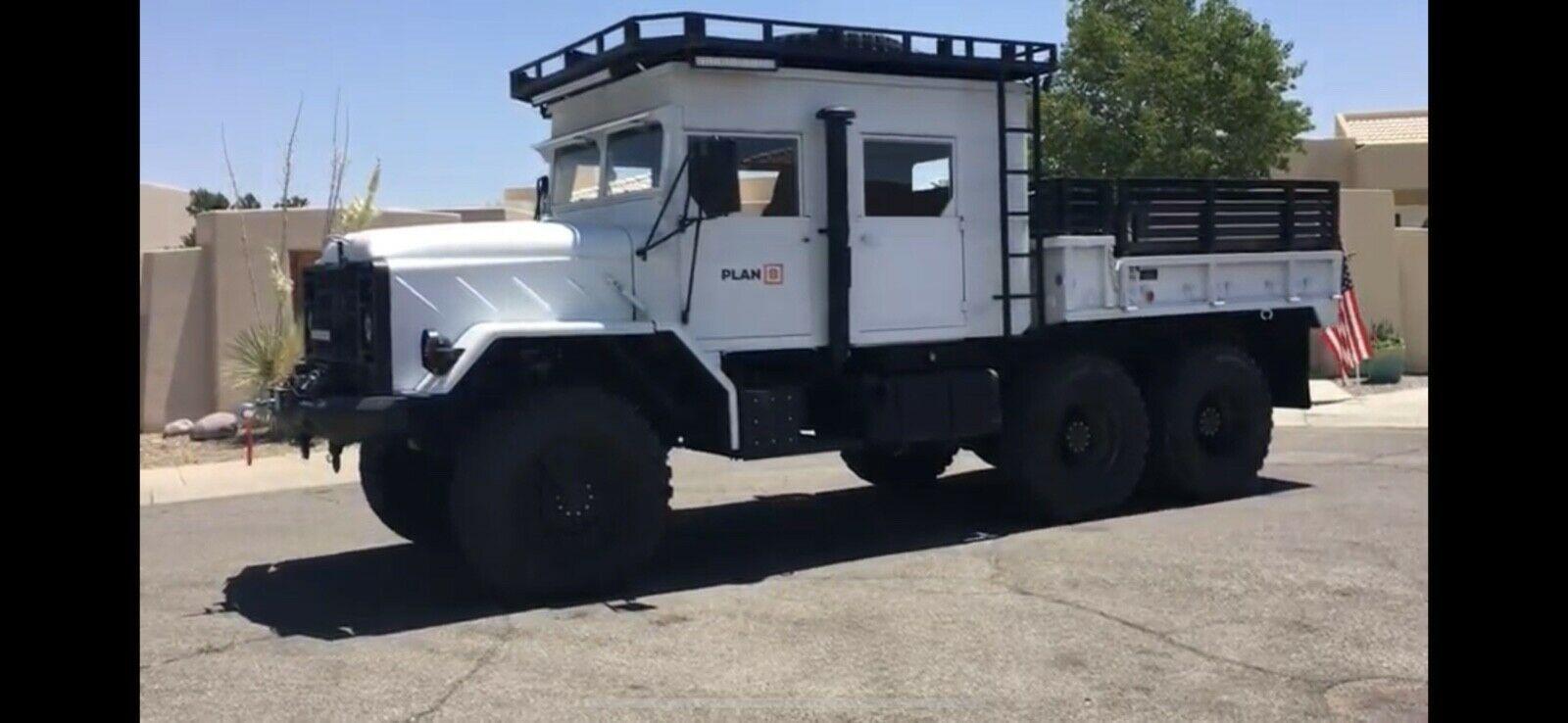 custom 1991 BMY Custom 5 Ton Truck Military