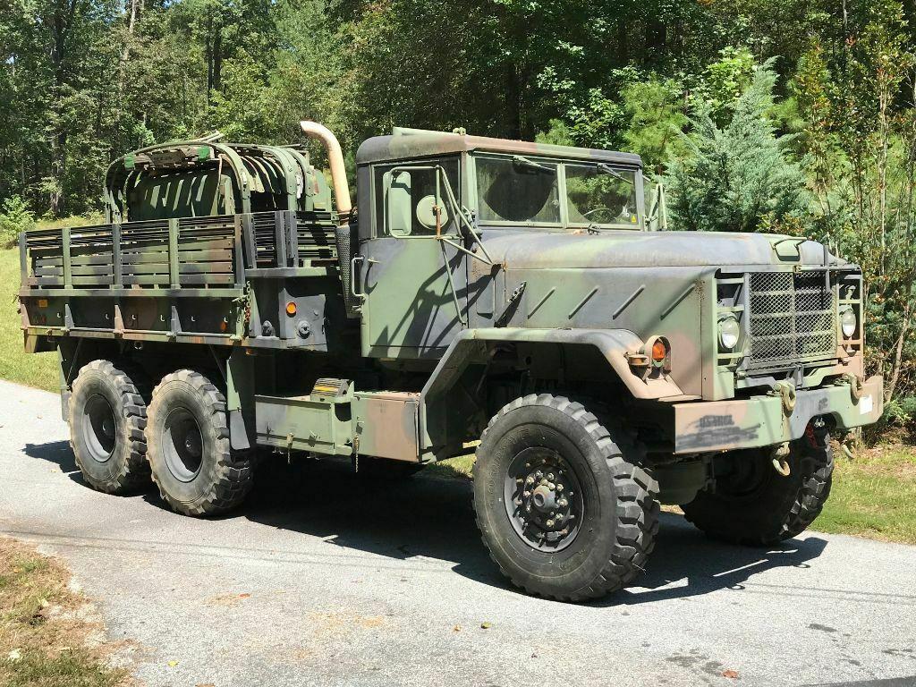 good shape 1990 BMY M923a2 Military