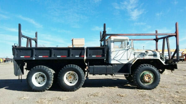 great patina 1960 Mack M123/ 125 Military for sale