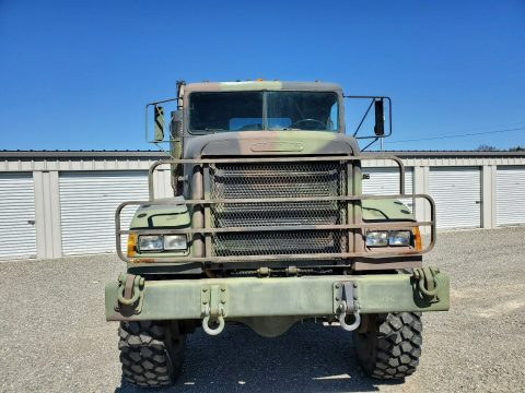 low miles 1993 Freightliner M916A1 military for sale
