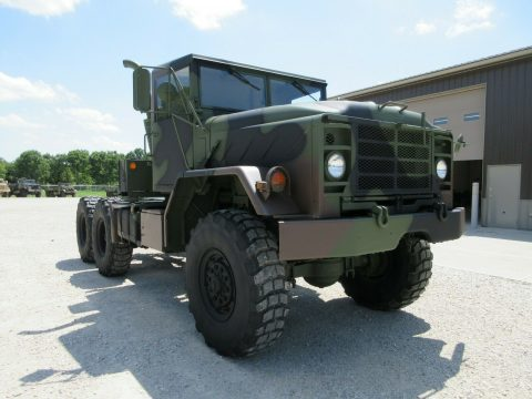 nice shape 1986 AM General M931a1 military for sale