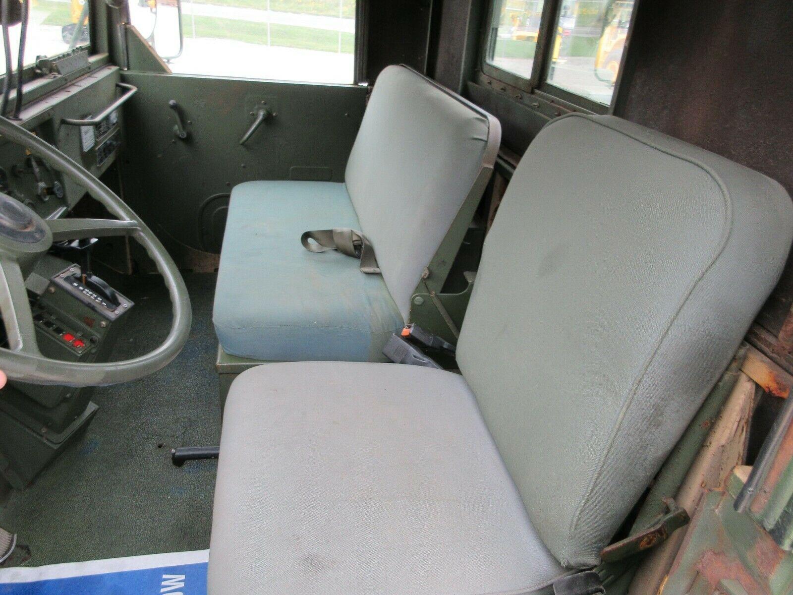 nice shape 1990 BMY M923a2 Cargo Truck Military