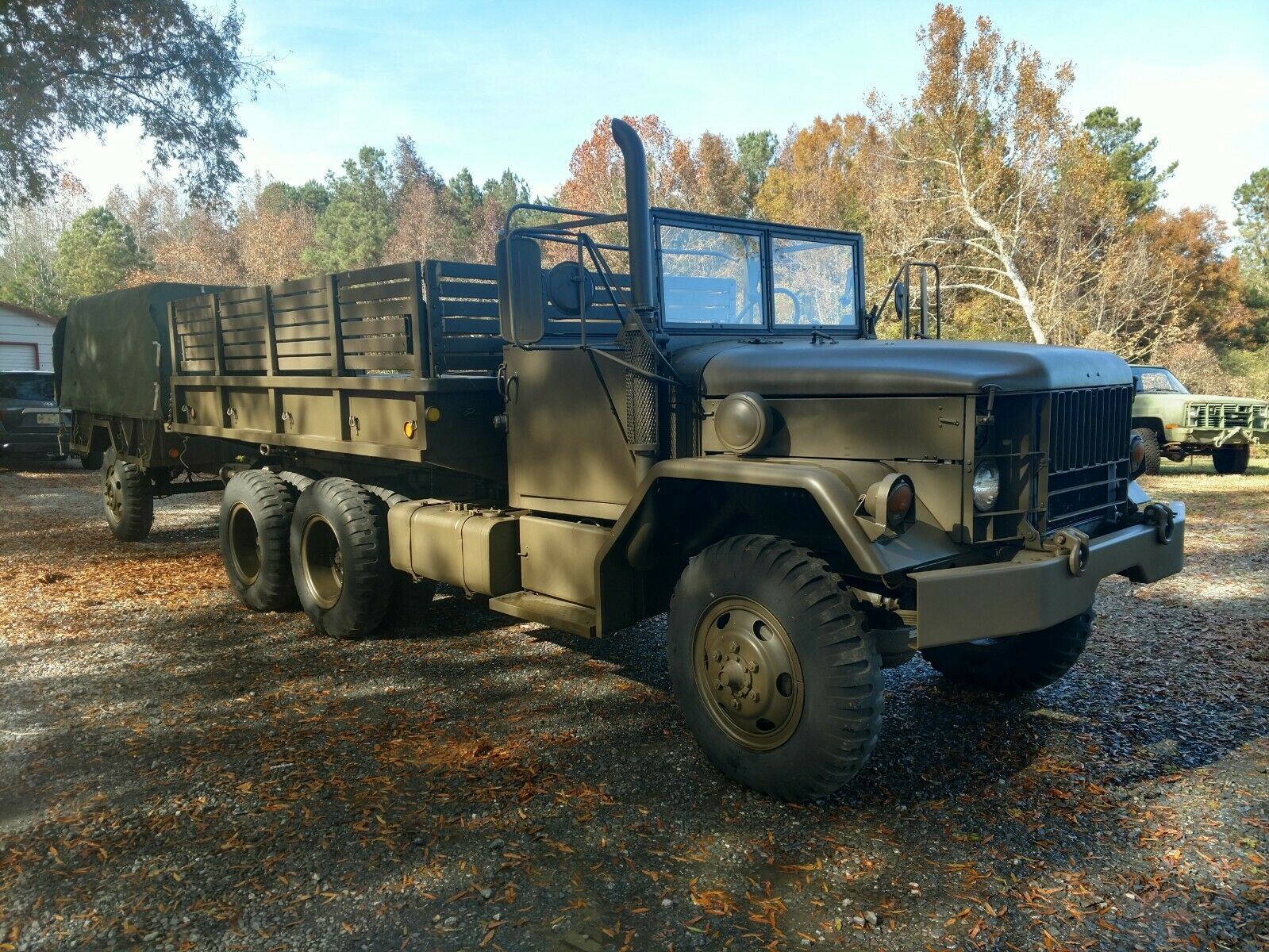 Professionally Restored 1966 AM General  M35 A2 military for sale