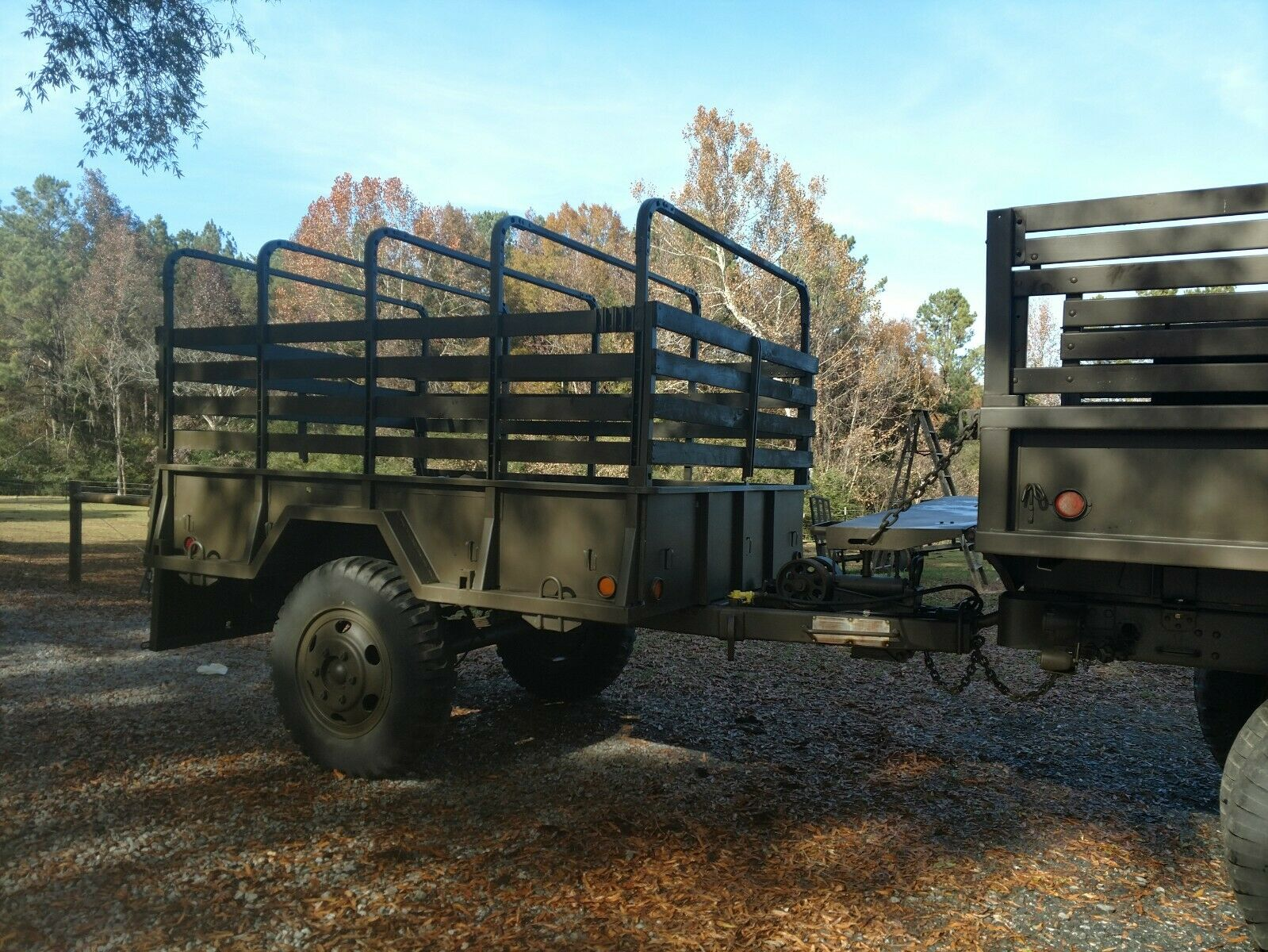 Professionally Restored 1966 AM General  M35 A2 military