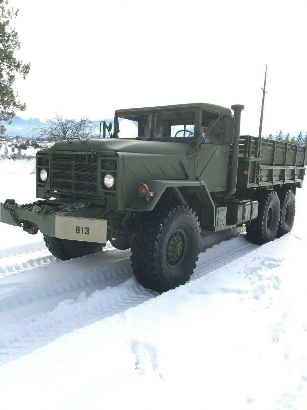 rebuilt 1984 AM General M925a1 M925 Military