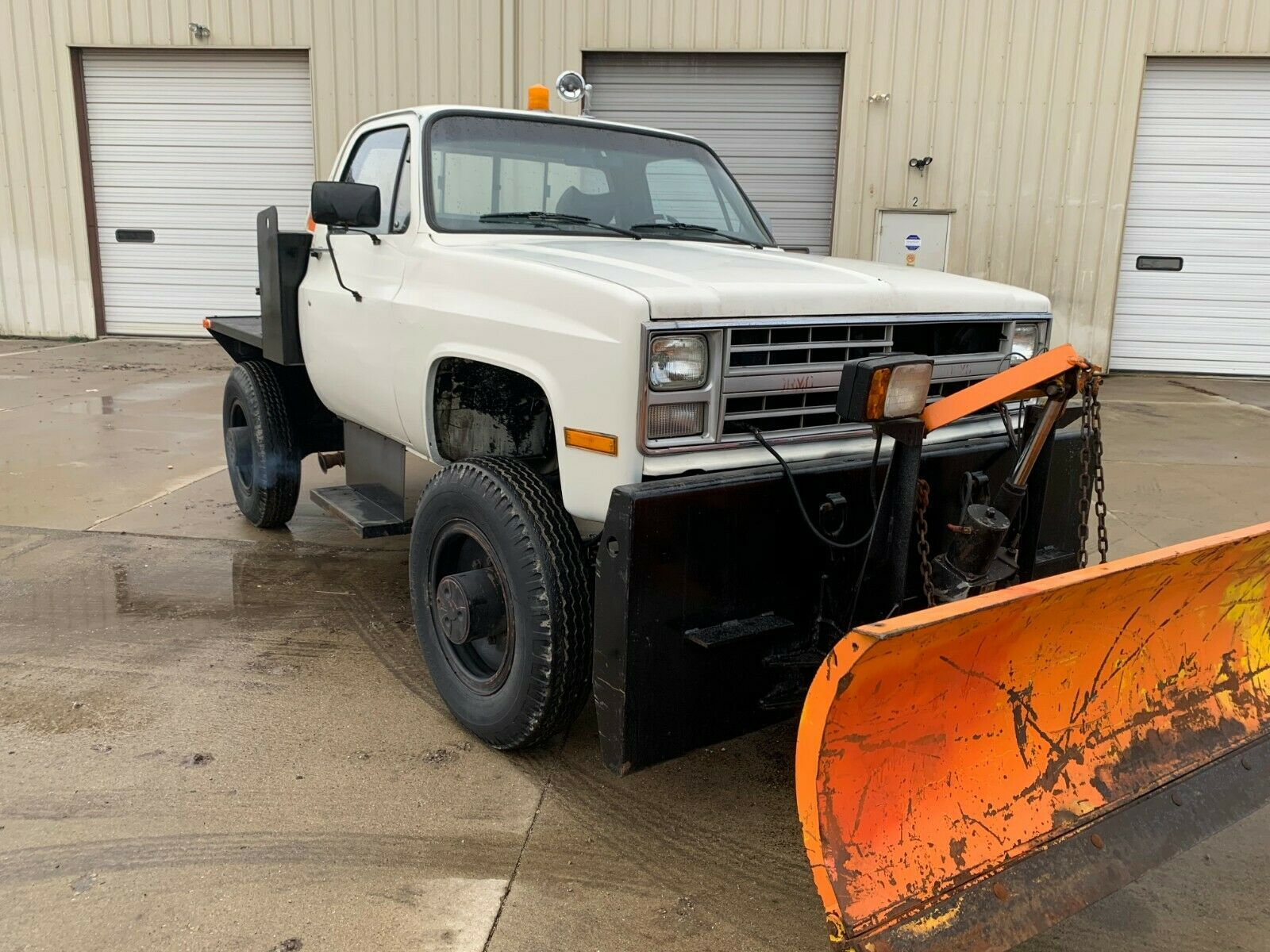 tug special 1986 Chevrolet C/K Pickup 3500 monster military for sale