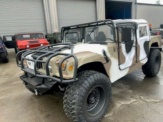 custom 1993 AM General M998 Hmmwv military