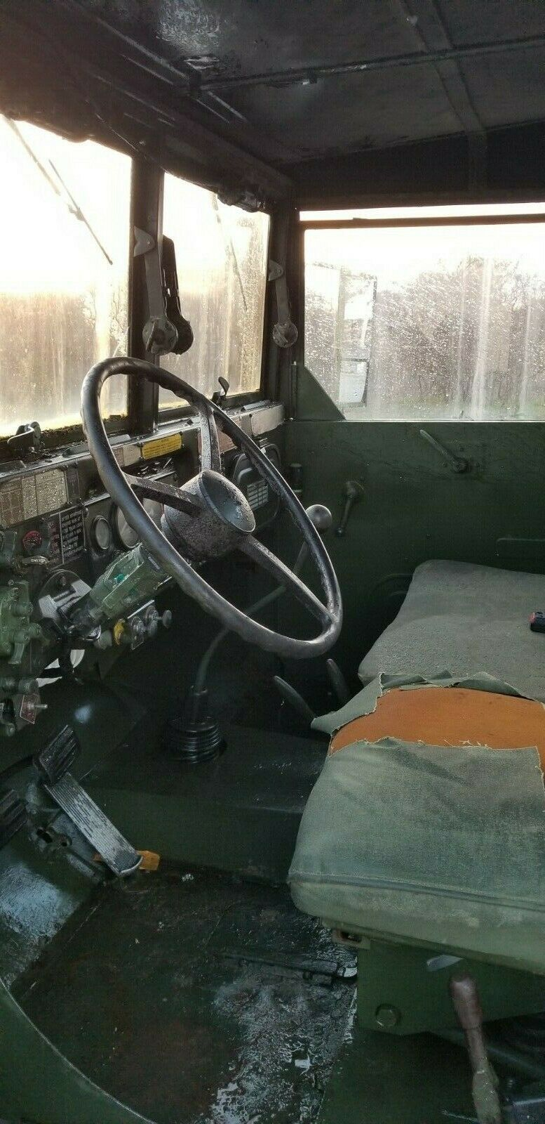 improved 1976 Kaiser Jeep M543a2 5 Ton Wrecker Military