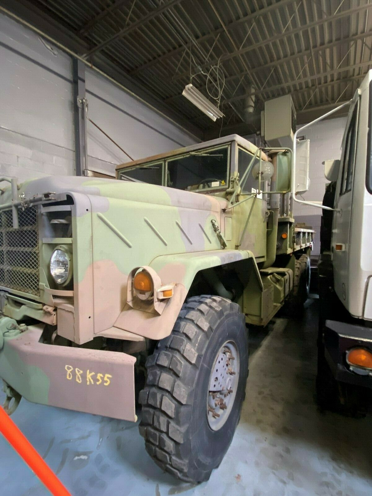 low miles 1990 BMY M923 5Ton military for sale