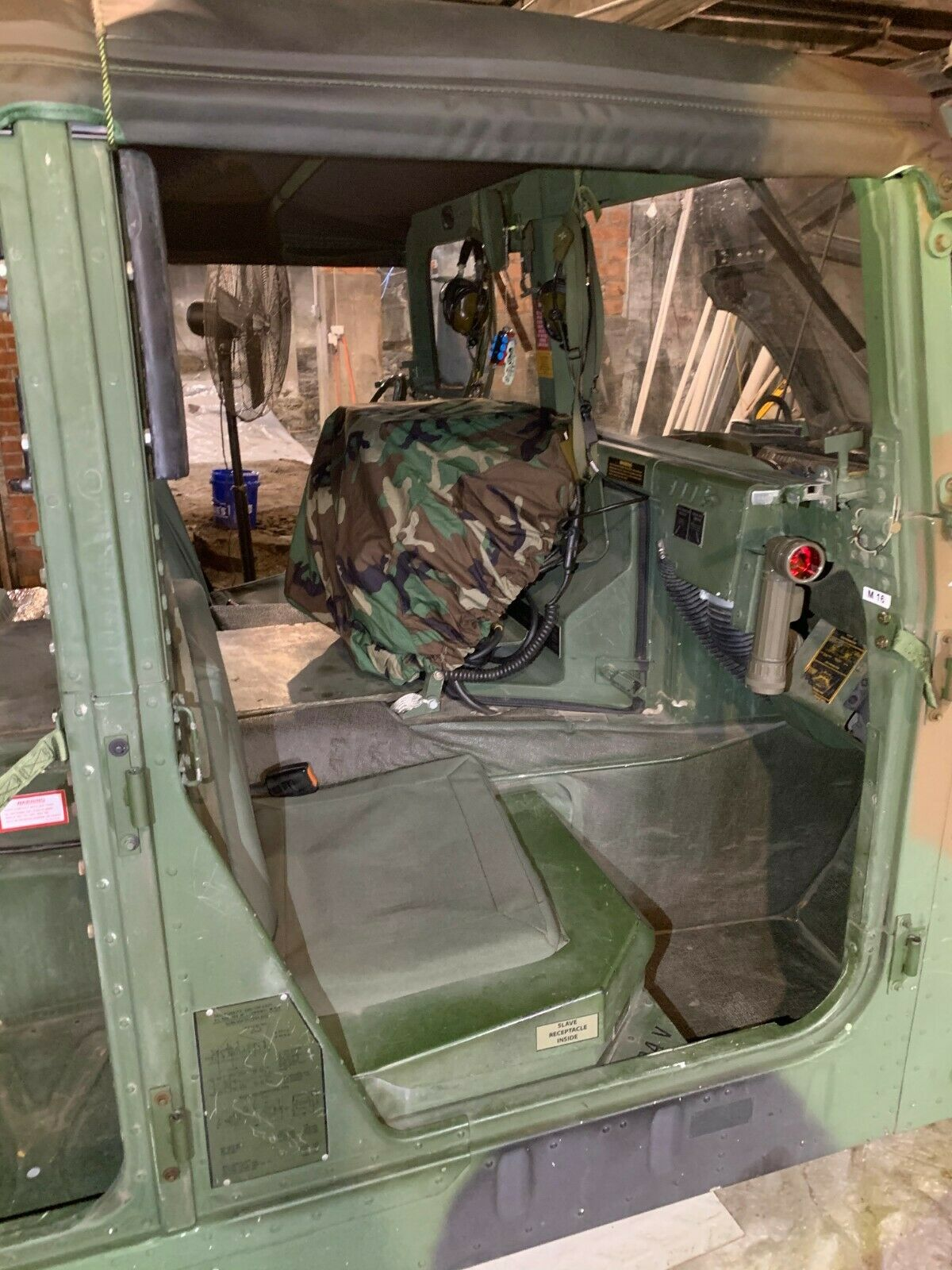 extra parts 1990 AM General M998 Humvee military