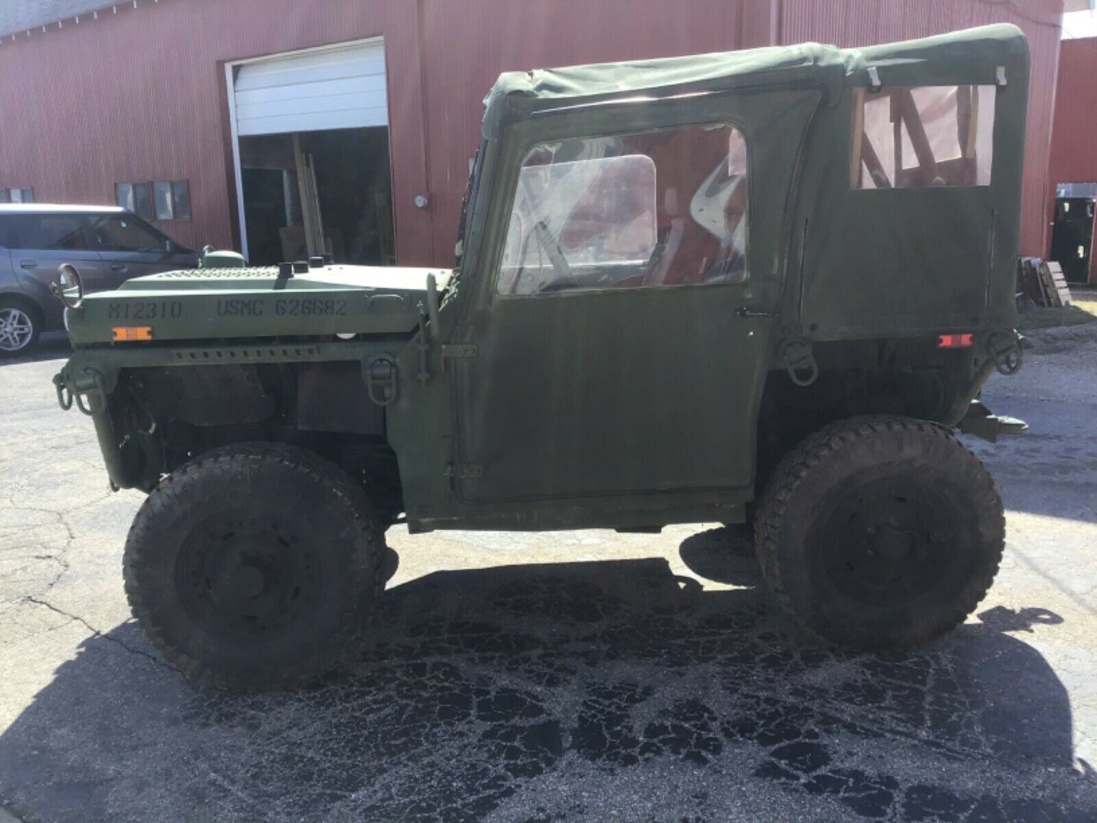 extremely cool 2011 General Dynamics M1163 military for sale
