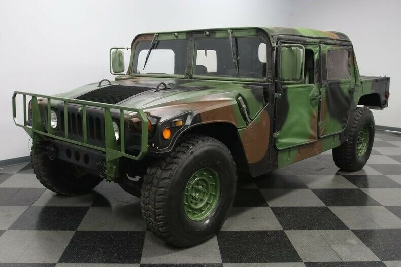 great shape 1987 AM General M998 Hmmwv HUMVEE military for sale