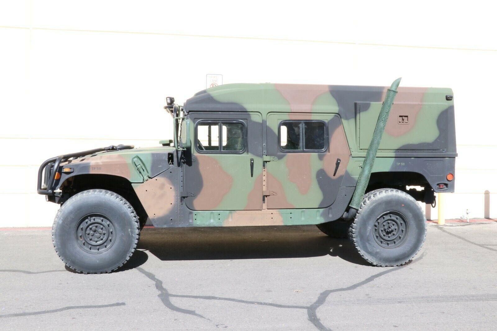 great shape 2009 AM General Hmmwv USMC Hummer Military