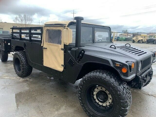 low mileage 2005 AM General M1123 HMMWV military for sale
