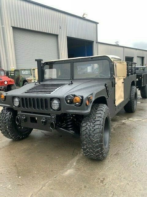 low mileage 2005 AM General M1123 HMMWV military