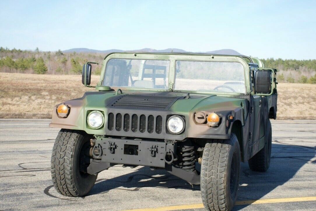 new paint 2005 AM General Humvee M1123 military for sale