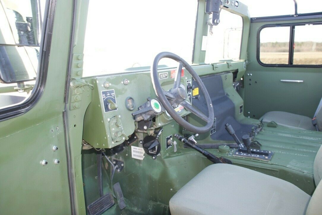 new paint 2005 AM General Humvee M1123 military