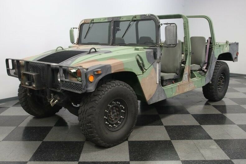 powerful 1992 AM General M998 Hmmwv military for sale