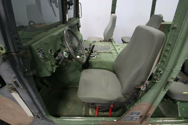 powerful 1992 AM General M998 Hmmwv military