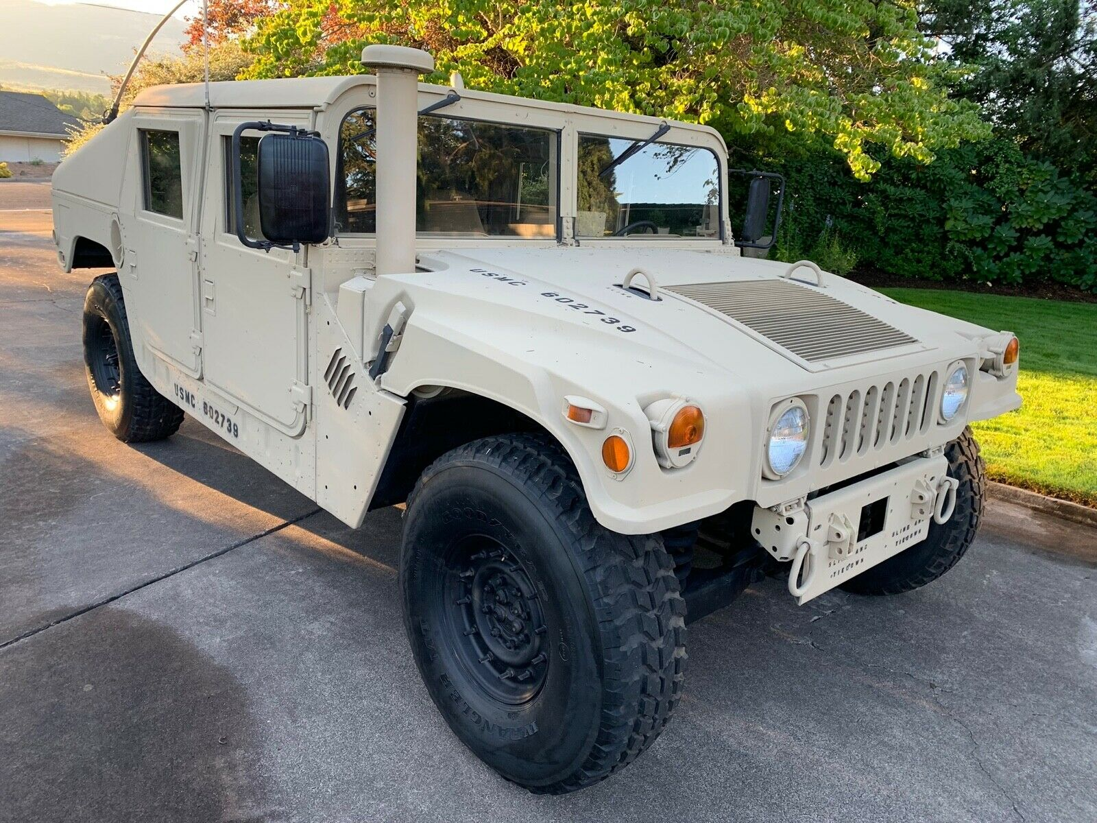 ready to drive enjoy 2001 AM General 1045a2 Hmmwv military for sale