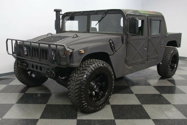 recently serviced 1991 AM General M998 Hmmwv military for sale