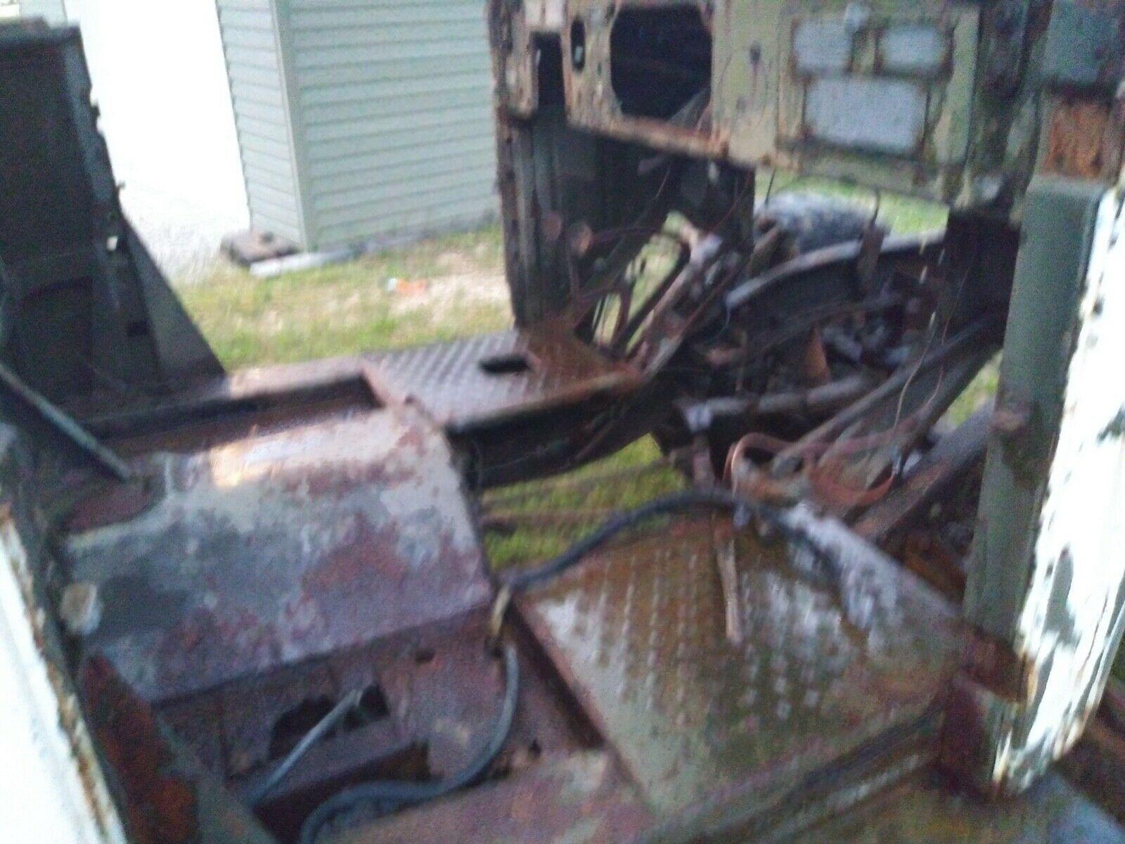 needs restoration 1951 Dodge m37 Power wagon military