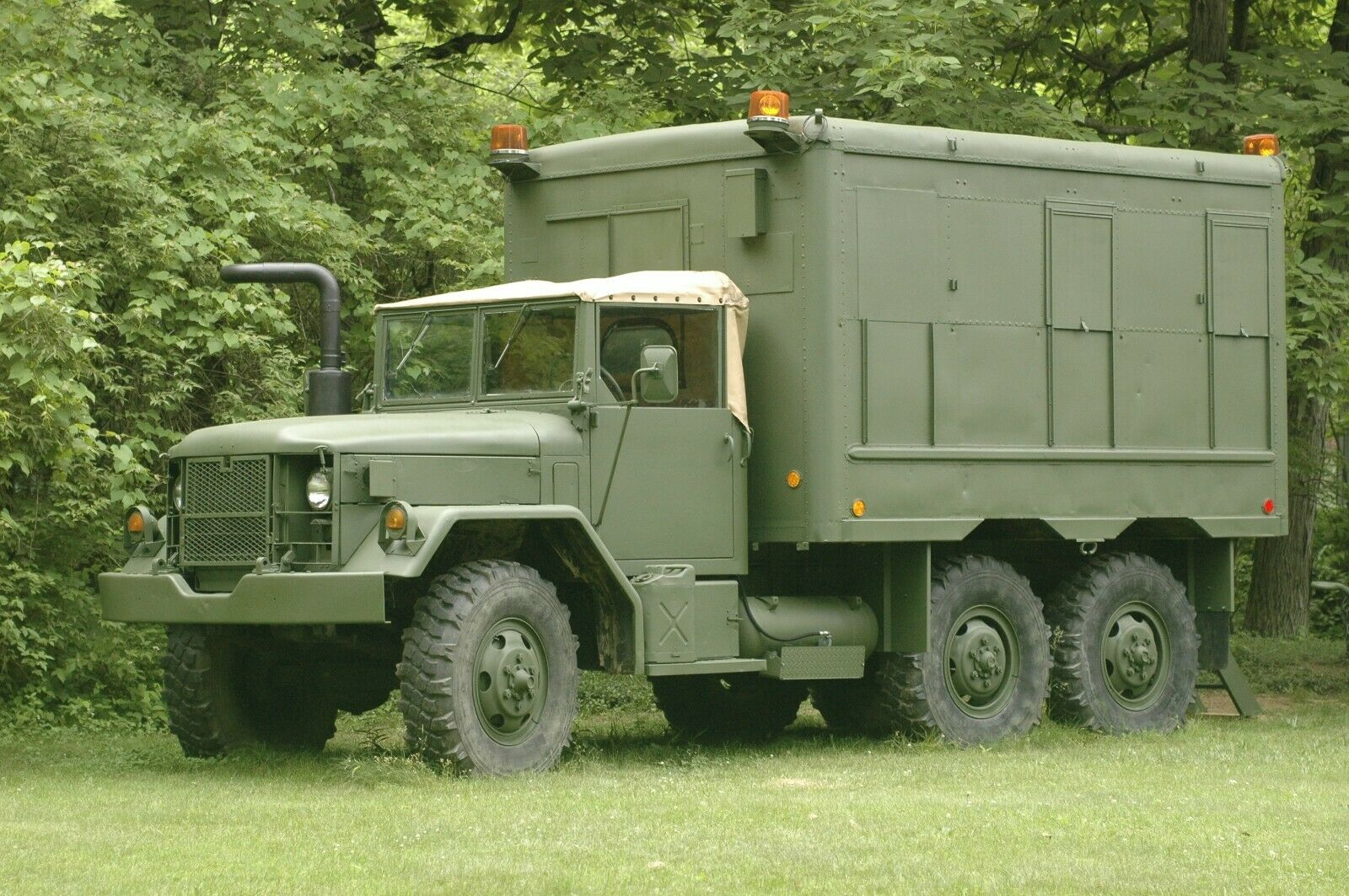 converted 1970 Kaiser truck military for sale