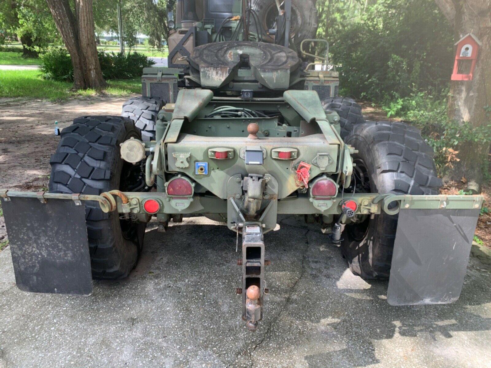 custom 2003 Stewart & Stevenson M1088 military