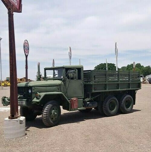 recently serviced 1967 Kaiser Jeep M35a2 military for sale