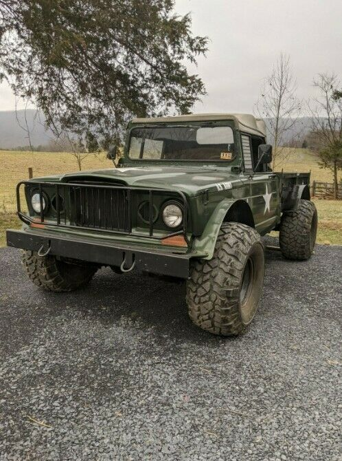 restored 1968 Kaiser M715 / Gladiator Jeep Truck military for sale