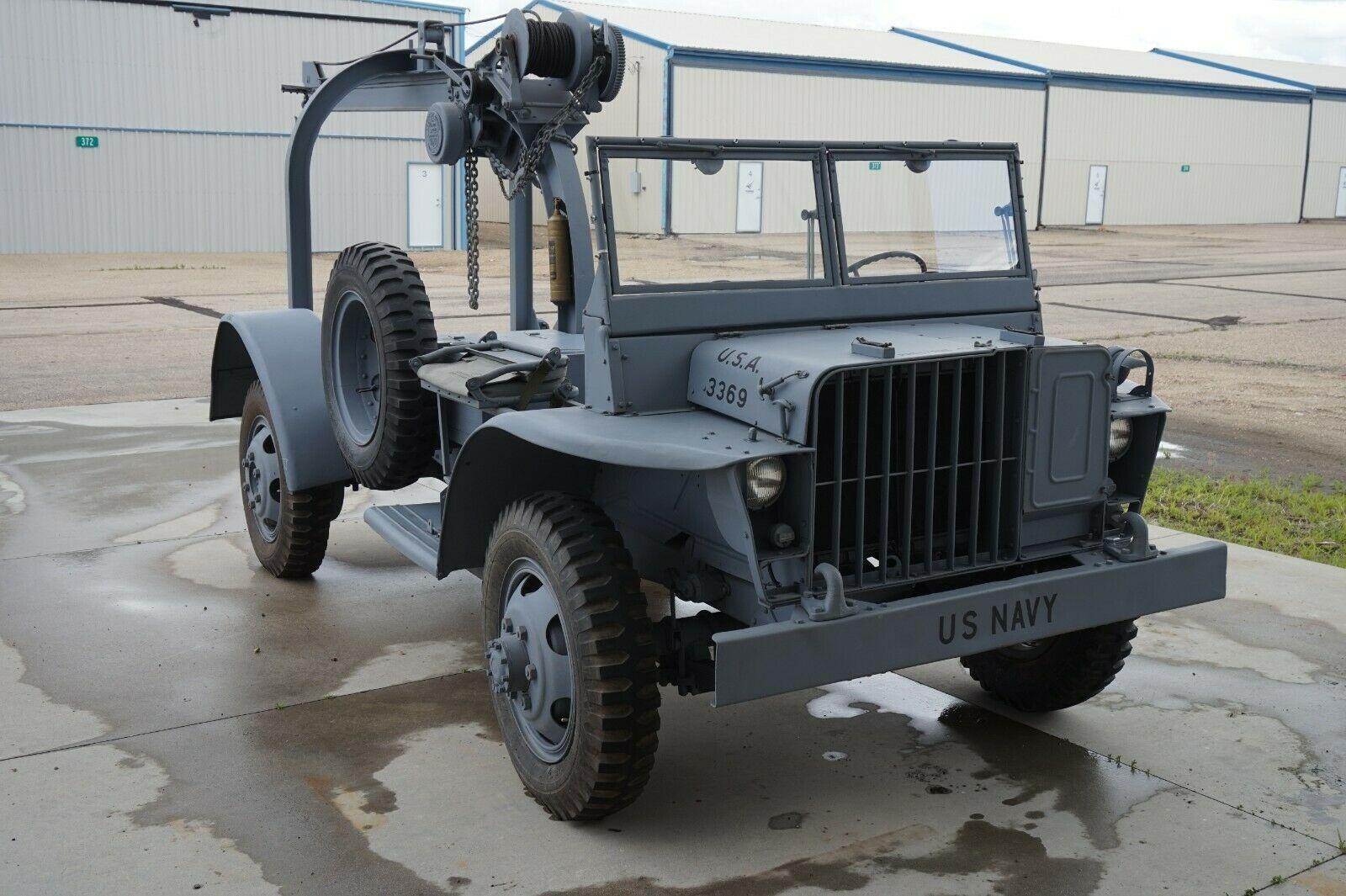 rare 1941 Ford GTB WW2 Bomb Service Truck military for sale
